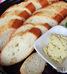 フランスパン ガーリック焼き